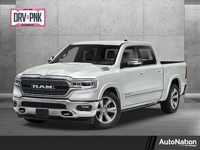 2021 Ram 1500 Crew Cab 4x4, Pickup #MN561395 - photo 1