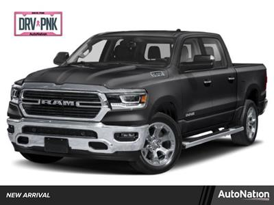 2021 Ram 1500 Crew Cab 4x4, Pickup #MN578144 - photo 1