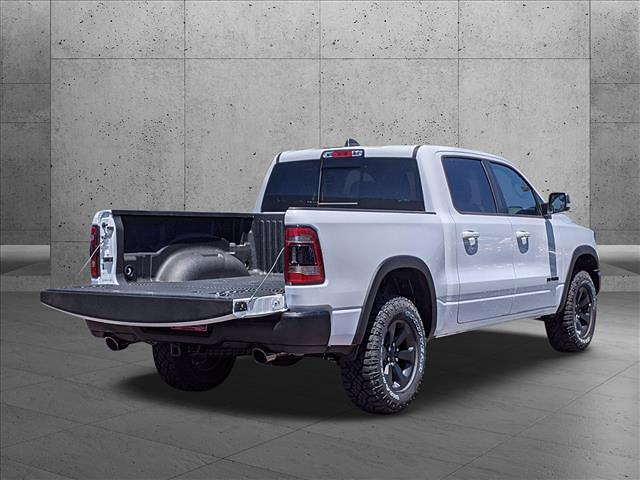2021 Ram 1500 Crew Cab 4x4, Pickup #MN681183 - photo 2