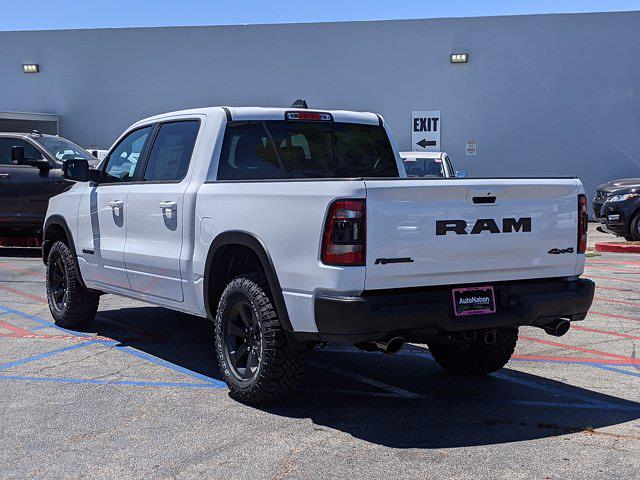 2021 Ram 1500 Crew Cab 4x4, Pickup #MN681183 - photo 8