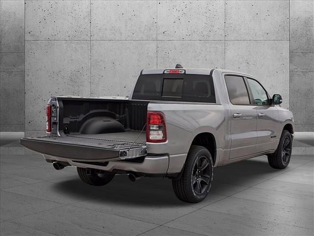 2021 Ram 1500 Crew Cab 4x2, Pickup #MN689955 - photo 2