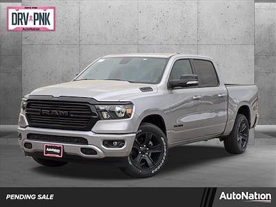 2021 Ram 1500 Crew Cab 4x2, Pickup #MN689955 - photo 1