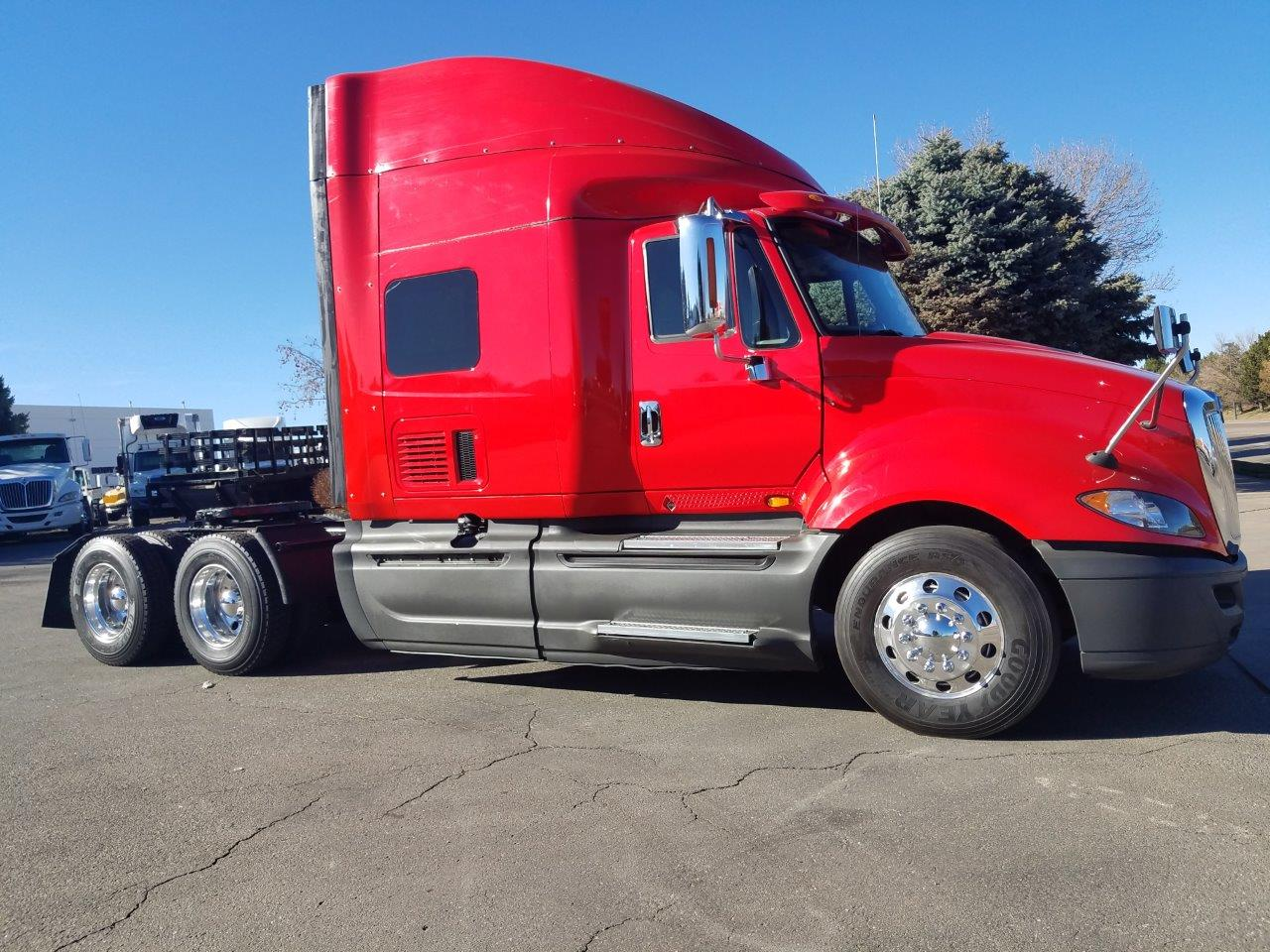2015 International ProStar+ 6x4, Tractor #161825GJ - photo 1