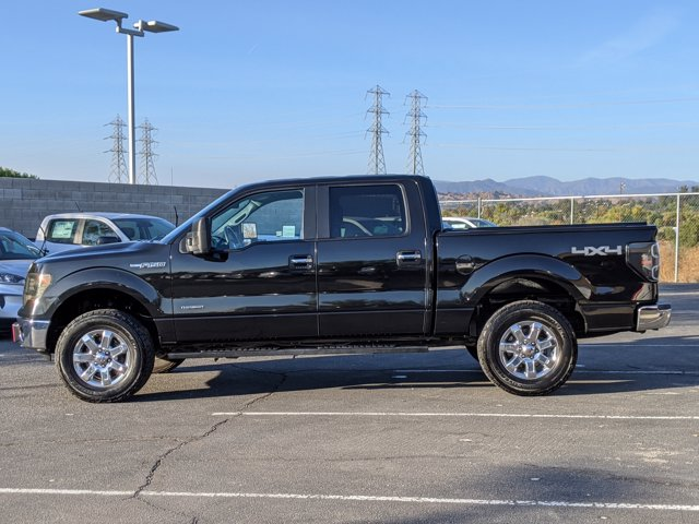 2013 Ford F-150 SuperCrew Cab 4x4, Pickup #DKF26515 - photo 9