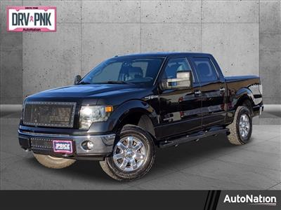 2013 Ford F-150 SuperCrew Cab 4x4, Pickup #DKF26515 - photo 1