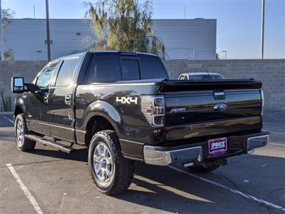 2013 Ford F-150 SuperCrew Cab 4x4, Pickup #DKF26515 - photo 2