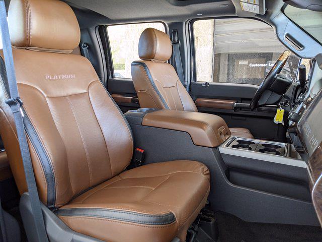 2015 Ford F-350 Crew Cab 4x4, Pickup #FEA34240 - photo 21