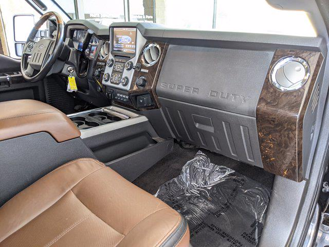 2015 Ford F-350 Crew Cab 4x4, Pickup #FEA34240 - photo 22