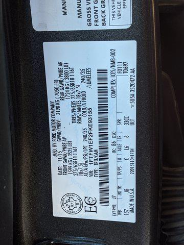 2015 Ford F-150 SuperCrew Cab 4x4, Pickup #FKE93155 - photo 26