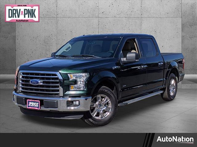 2015 Ford F-150 SuperCrew Cab 4x2, Pickup #FKF21844 - photo 1