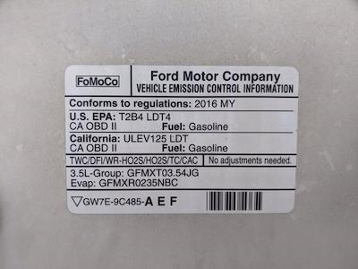 2016 Ford F-150 SuperCrew Cab 4x4, Pickup #GKE96221 - photo 25