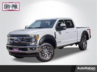 2017 Ford F-250 Crew Cab 4x4, Pickup #HED51374 - photo 1