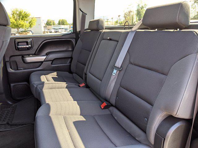 2017 Chevrolet Silverado 1500 Crew Cab 4x4, Pickup #HG122584 - photo 20