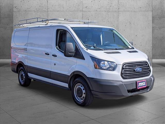 2017 Ford Transit 150 Low Roof 4x2, Upfitted Cargo Van #HKA76258 - photo 4