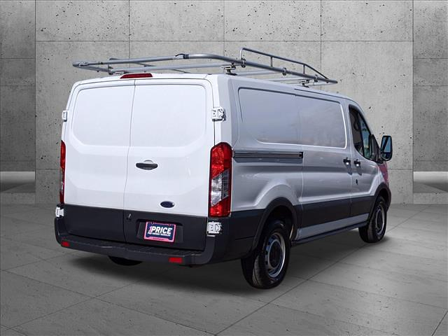 2017 Ford Transit 150 Low Roof 4x2, Upfitted Cargo Van #HKA76258 - photo 6