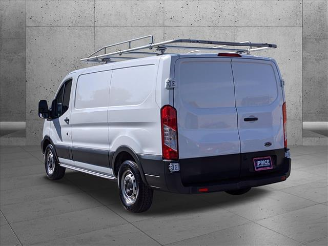 2017 Ford Transit 150 Low Roof 4x2, Upfitted Cargo Van #HKA76258 - photo 8
