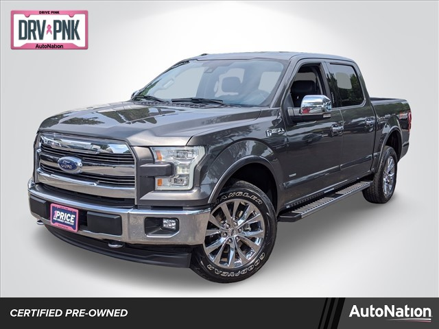 2017 Ford F-150 SuperCrew Cab 4x4, Pickup #HKC99428 - photo 1