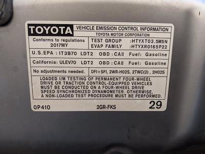 2017 Toyota Tacoma Double Cab 4x2, Pickup #HX021987 - photo 21
