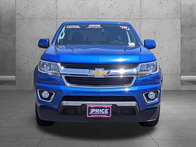 2018 Chevrolet Colorado Crew Cab 4x2, Pickup #J1177874 - photo 7