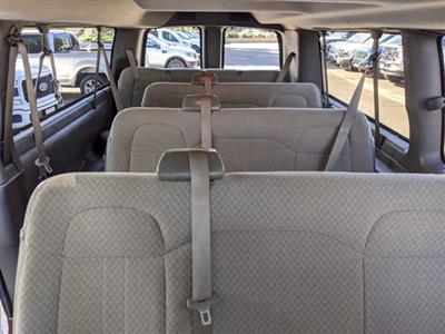 2018 Chevrolet Express 3500 4x2, Passenger Wagon #J1243984 - photo 19