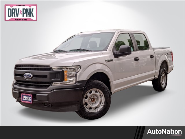 2018 Ford F-150 SuperCrew Cab 4x4, Pickup #JFB05347 - photo 1