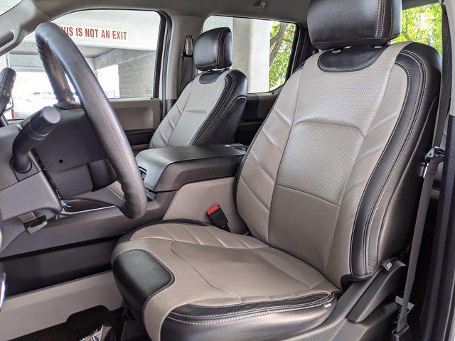 2018 Ford F-150 SuperCrew Cab 4x2, Pickup #JFC02385 - photo 15
