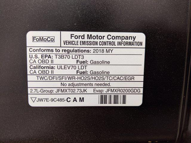 2018 Ford F-150 SuperCrew Cab 4x4, Pickup #JFC46095 - photo 24