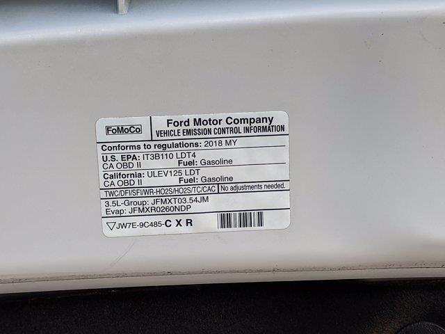 2018 Ford F-150 SuperCrew Cab 4x4, Pickup #JFD28892 - photo 24