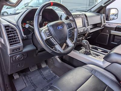 2018 Ford F-150 SuperCrew Cab 4x4, Pickup #JFD28892 - photo 10