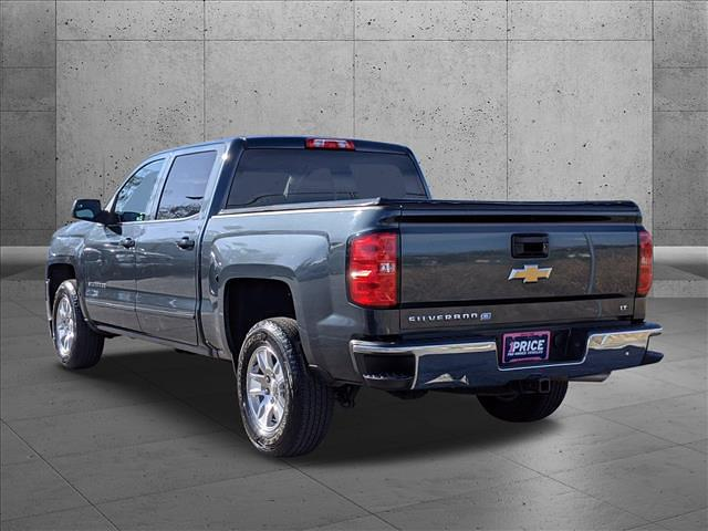 2018 Chevrolet Silverado 1500 Crew Cab 4x2, Pickup #JG427787 - photo 1