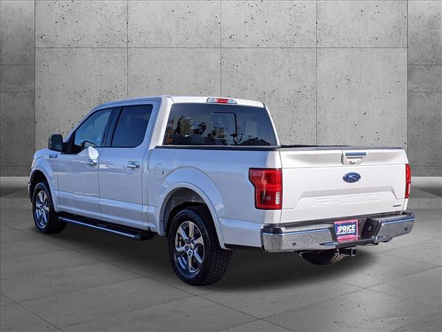 2018 Ford F-150 SuperCrew Cab 4x2, Pickup #JKC83709 - photo 1