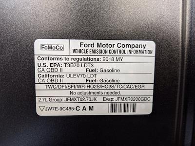 2018 F-150 SuperCrew Cab 4x2,  Pickup #JKD08093 - photo 25