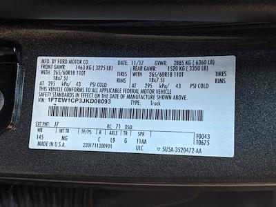 2018 F-150 SuperCrew Cab 4x2,  Pickup #JKD08093 - photo 27