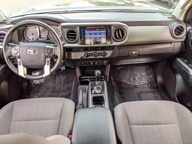 2018 Toyota Tacoma Double Cab 4x2, Pickup #JM066098 - photo 18