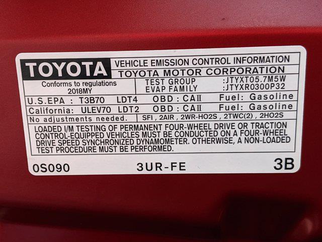 2018 Toyota Tundra Double Cab 4x4, Pickup #JX235054 - photo 23
