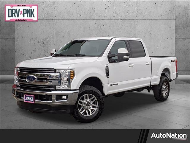 2019 Ford F-250 Crew Cab 4x4, Pickup #KED70750 - photo 1