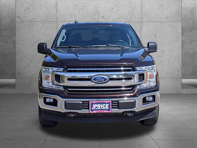 2019 Ford F-150 SuperCrew Cab 4x4, Pickup #KFB84345 - photo 7