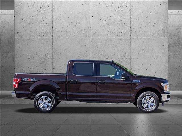 2019 Ford F-150 SuperCrew Cab 4x4, Pickup #KFB84345 - photo 5
