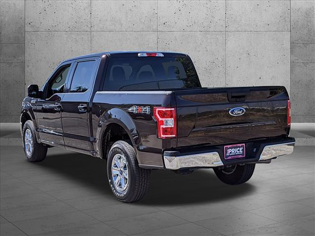 2019 Ford F-150 SuperCrew Cab 4x4, Pickup #KFB84345 - photo 2