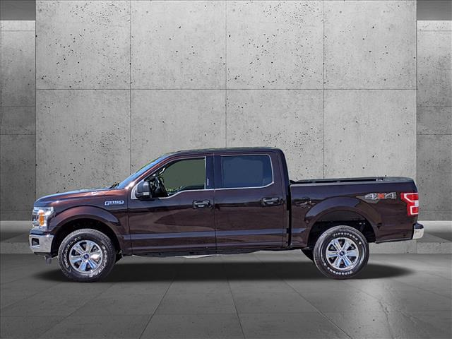 2019 Ford F-150 SuperCrew Cab 4x4, Pickup #KFB84345 - photo 6