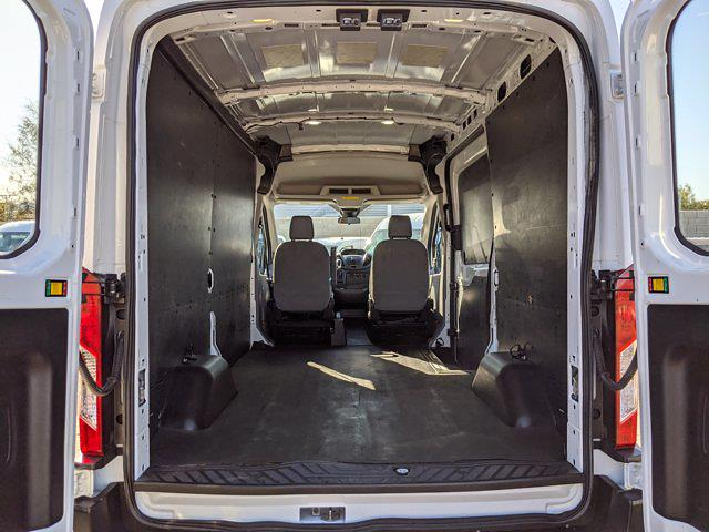 2019 Ford Transit 250 Med Roof 4x2, Empty Cargo Van #KKB65251 - photo 1