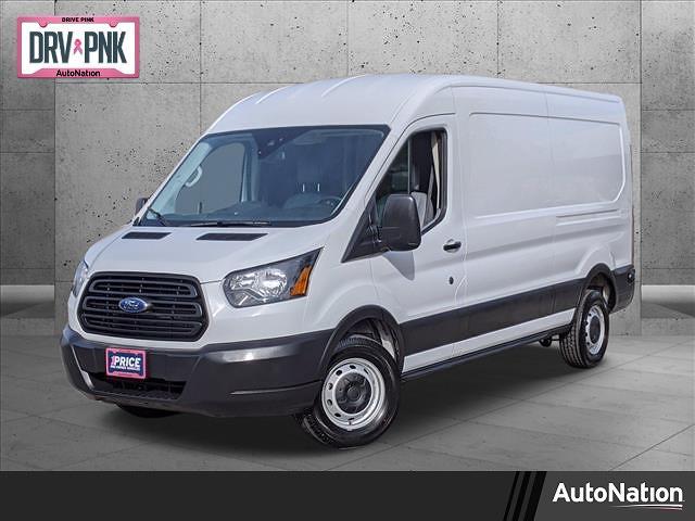 2019 Ford Transit 250 Med Roof 4x2, Empty Cargo Van #KKB65397 - photo 1