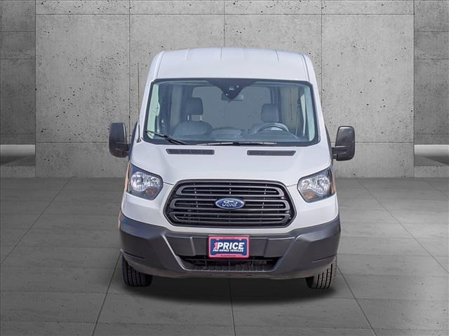 2019 Ford Transit 250 Med Roof 4x2, Empty Cargo Van #KKB65397 - photo 3