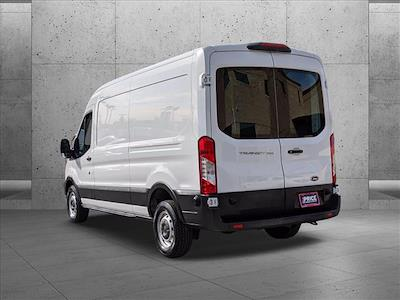 2019 Ford Transit 250 Med Roof 4x2, Empty Cargo Van #KKB65397 - photo 8