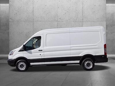 2019 Ford Transit 250 Med Roof 4x2, Empty Cargo Van #KKB65397 - photo 9