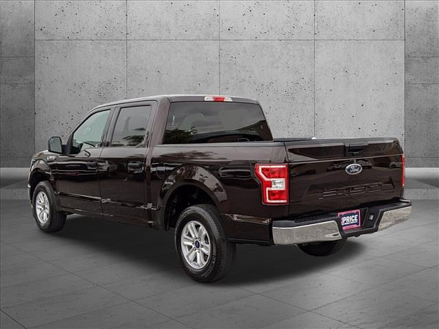 2019 Ford F-150 SuperCrew Cab 4x2, Pickup #KKC89533 - photo 2