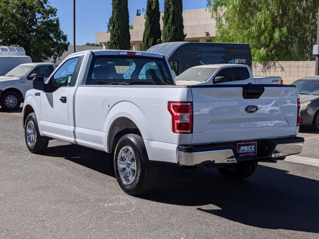 2019 Ford F-150 Regular Cab 4x2, Pickup #KKD39073 - photo 1