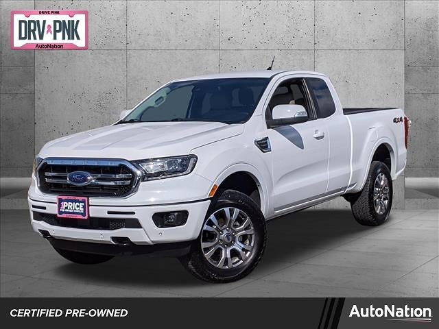 2019 Ford Ranger Super Cab 4x4, Pickup #KLA23535 - photo 1