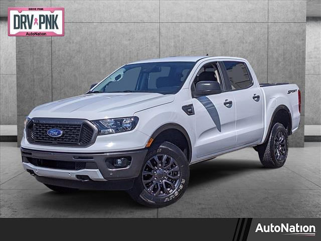 2019 Ford Ranger SuperCrew Cab 4x2, Pickup #KLA39152 - photo 1