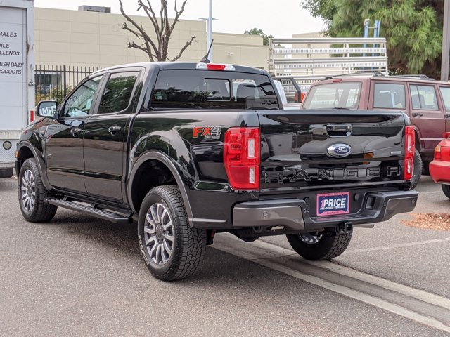 2019 Ford Ranger SuperCrew Cab 4x4, Pickup #KLA41249 - photo 1